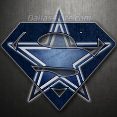 cowboys superman logo