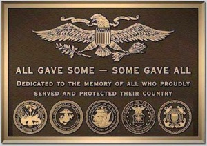 VETERANS BADGES