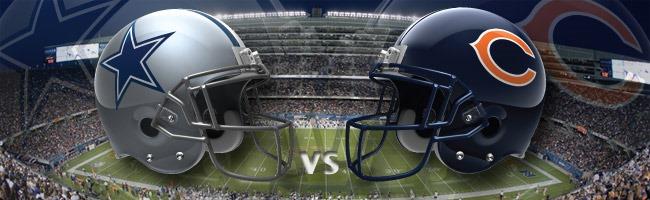 Dallas Cowboys at Chicago Bears   jtracker48